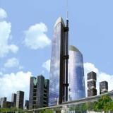 """""""Kula Federacija"""" u Moskvi- najviša zgrada u Evropi"""
